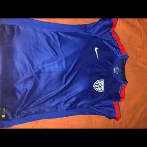 USA World Cup training top